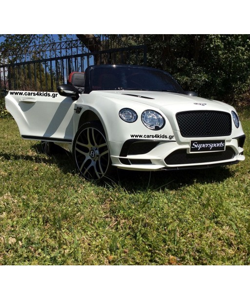 Bentley Continental Supersports with 2.4G R/C under License