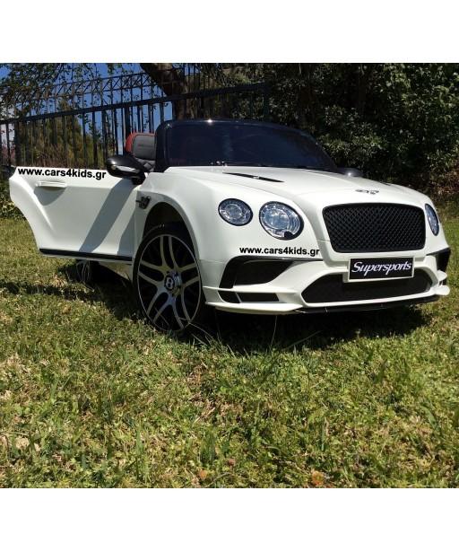 Bentley Bentayga with 2.4G R/C under Licence