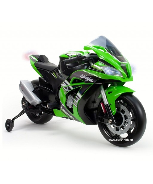 Kawasaki Ninja under License