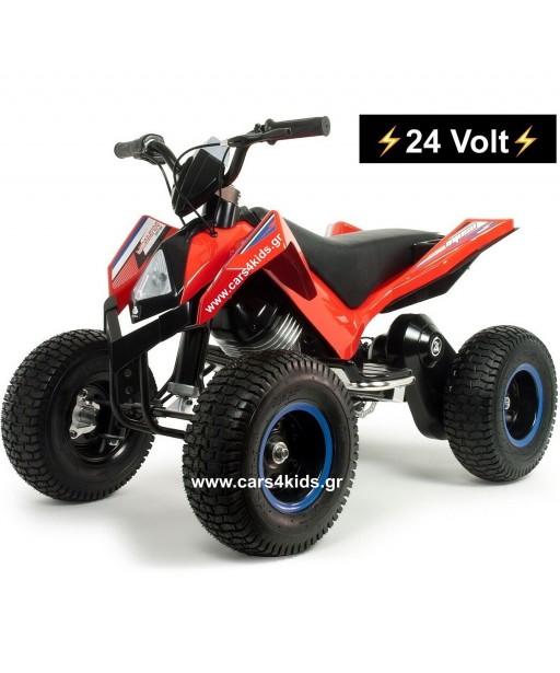 24Volt Injusa Quad Hunter