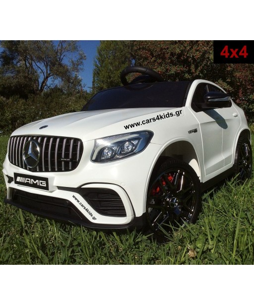 4x4 Mercedes-Benz GLC 63S AMG with 2.4G R/C under License