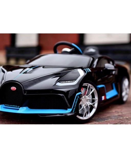 Bugatti Divo Painting Black with 2.4G R/C under Licence
