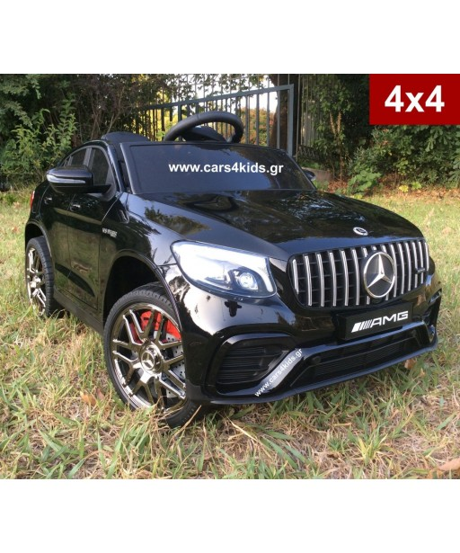 Mercedes-Benz GLC 63S AMG with 2.4G R/C under License