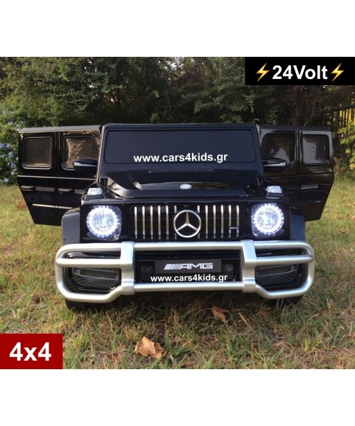 Mercedes Benz G63 AMG Painting Black with 2.4G R/C under License