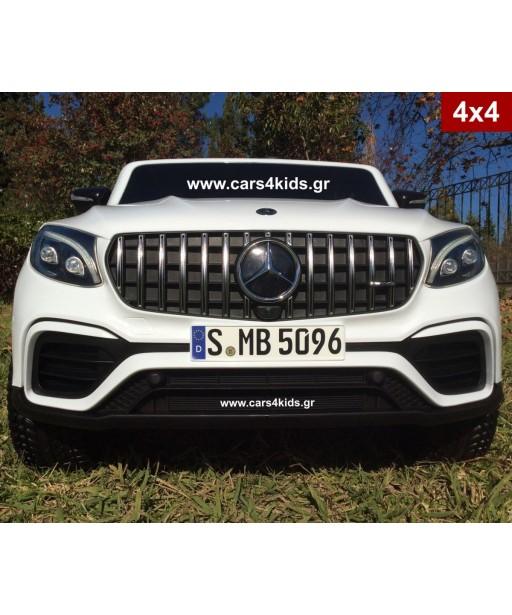 4x4 Mercedes-Benz GLC 63S AMG White with 2.4G R/C under License