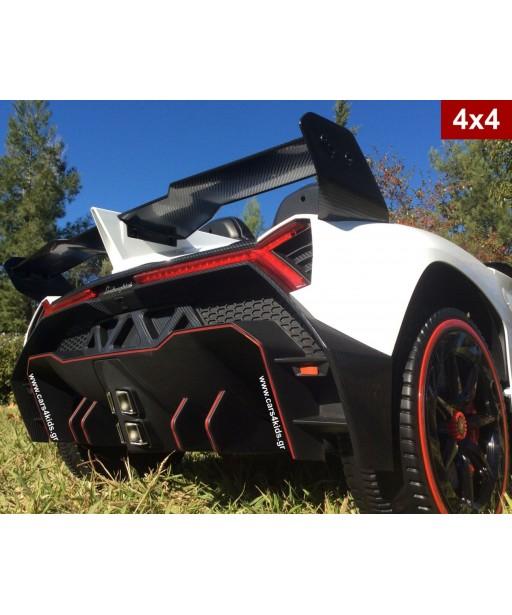 Lamborghini Aventador SV Black with 2.4G R/C under Licence