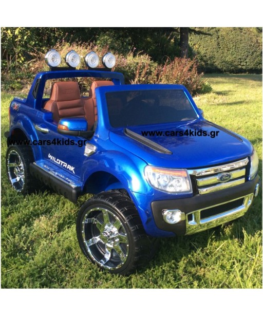 Ford Ranger Painting Blue Luxury Edition with 2.4G R/C under License