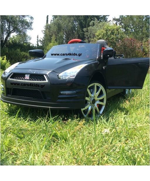 Nissan GTR Black with 2.4G R/C under License