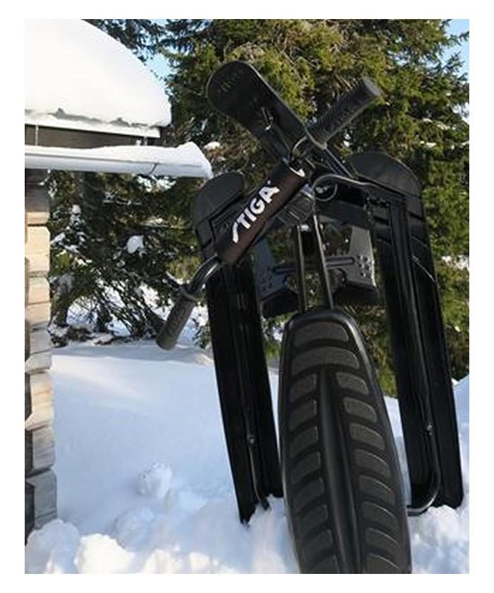 Snowracer sx pro black STIGA snow