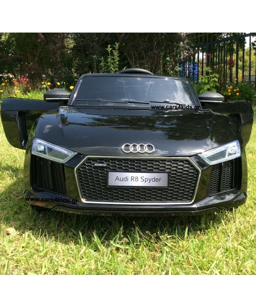 Audi R8 Painting Black with 2.4G R/C under License
